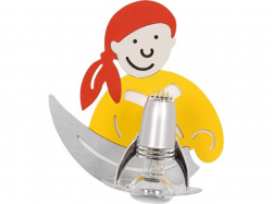NOWODVORSKI PIRATE yellow I Lampa kinkiet 4717