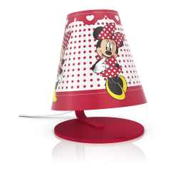 PHILIPS MINNIE MOUSE Lampa stołowa 1x4W SELV 71764/31/16