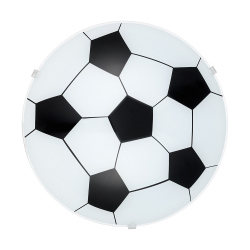 EGLO JUNIOR 1 87284 Plafon football E27 1x60W